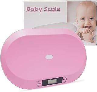 ترازوی کودک ، وزن [LB/ST/KG] بسیار دقیق ، دقیق 10 گرم ، وزن (حداکثر 44 پوند) و ارتفاع ، مناسب برای نوزاد/کودک نوپا/توله سگ/گربه/سگ ، ترازوی دیجیتال بچه ، مقیاس نوزاد با عملکرد نگهدارنده