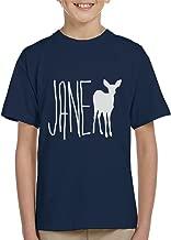 Cloud City 7 Jane Doe Text Kid's T-Shirt