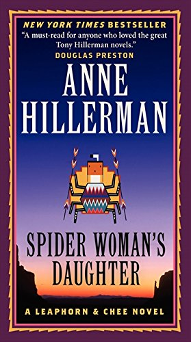 Spider Woman's Daughter (A Leaphorn, Chee & Manuelito Novel, 1)