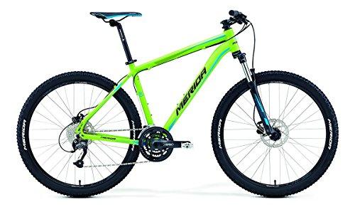 Merida Big.Seven 40-D 27, 5 Zoll Mountainbike Grün (2016), 50