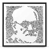 Sigmund Freud - illustration du psychologue allemand dans un portrait biographique