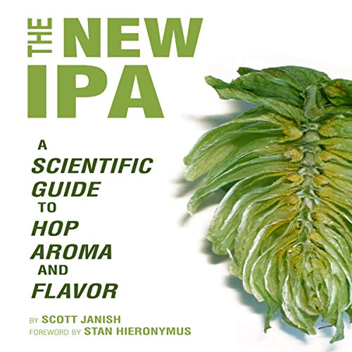 The New IPA audiobook cover art