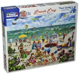 White Mountain Puzzles Beach Day Seek & Find...