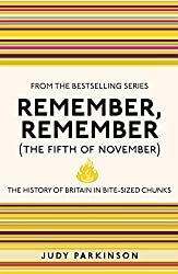 Cover of Remember, Remember by Judy Parkinson