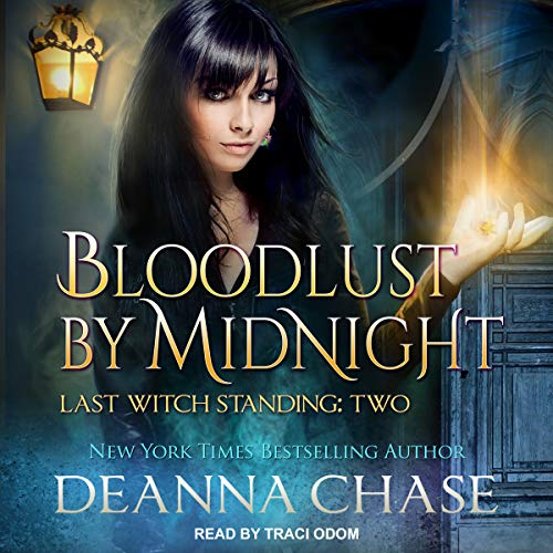Bloodlust by Midnight audiobook cover art