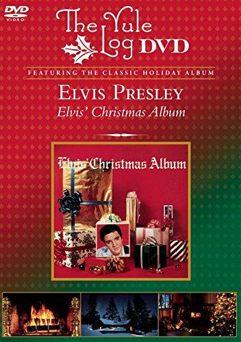 Elvis Christmas - The Yule Log DVD
