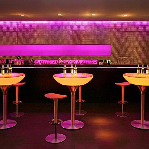 Lounge 105 LED Pro, Farbwechsel, Höhe 105 cm, Ø 84 cm