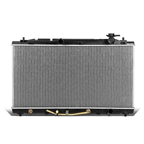 DNA Motoring OEM-RA-2817 2817 Factory Style Aluminum Cooling Radiator Replacement