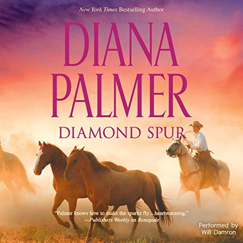 Diamond Spur audiobook cover art