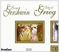George Gershwin / Edward Grieg - Gershwin & Grieg (2 Cd) (1 CD)