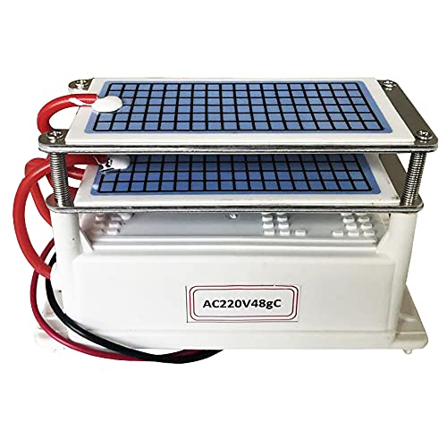Generador de ozono ionizador, Placas Cerámicas Integradas Adecuadas para Esterilizador de Aire Purificador de aire, Ozonizador