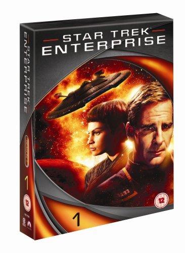 Star Trek: Enterprise - Season 1 (Slimline Edition) [UK Import]