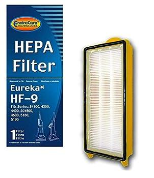 EnviroCare Replacement HEPA Vacuum Filter for Eureka HF-9 Uprights