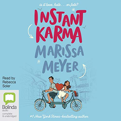 Instant Karma Audiobook | Marissa Meyer | Audible.co.uk