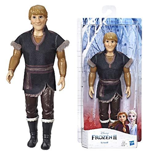 Frozen 2 - Muñeco Kristoff (Hasbro E6711ES0)