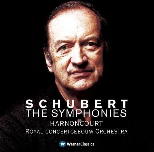 Nikolaus Harnoncourt & Royal Concertgebouw Orchestra