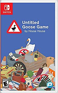 Untitled Goose Game (輸入版:北米) – Switch