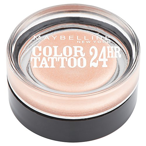 Maybelline Color Tattoo 24 HR Gel-Cream Eye Shadow (101 Breathless) 3,5 ml