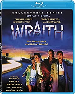 WRAITH, THE BD + DGTL + E-COPY [Blu-ray]