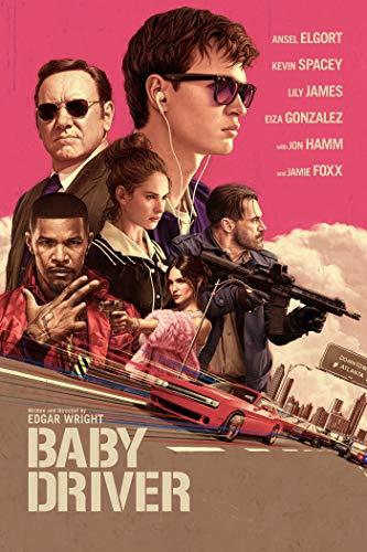 Baby Driver (4K UHD)