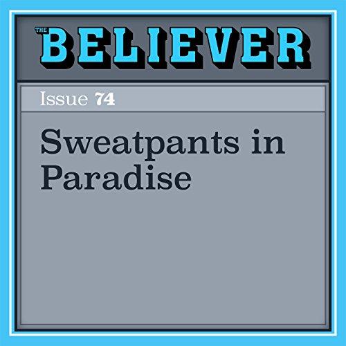 『Sweatpants in Paradise』のカバーアート