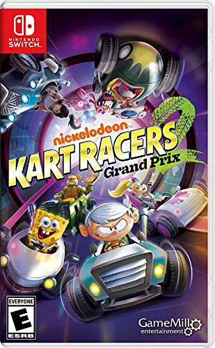 Nickelodeon Kart Racers 2: Grand Prix - Nintendo Switch Standard Edition