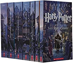 Harry Potter Complete Book Series Special Edition Boxed Set