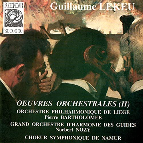Orchestre Philharmonique Royal de Liège & Pierre Bartholomée