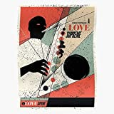 Legend John Miles Modal Coltrane Jazz Dizzy Davis Home Decor Wall Art Print Poster ! Home Decor Wall Art Print Poster !