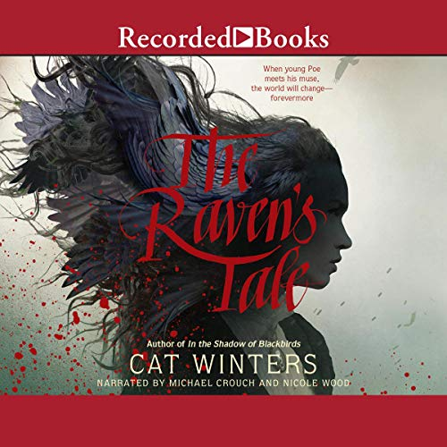 The Raven's Tale audiobook cover art