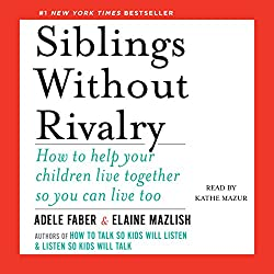 Siblings without Rivalry book cover