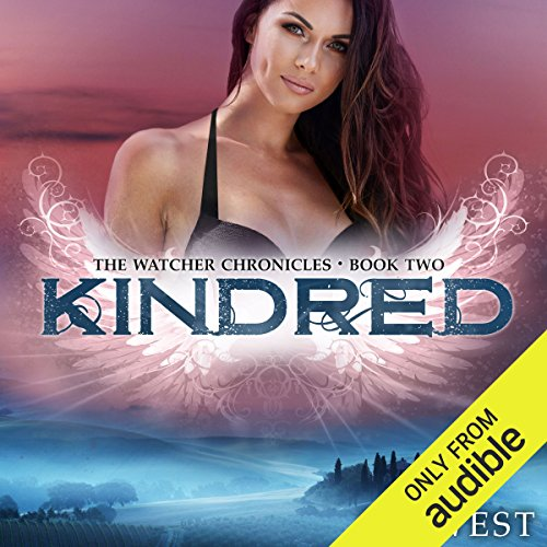 Kindred audiobook cover art