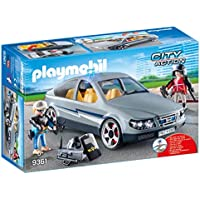 Playmobil Tactical Unit Undercover Car