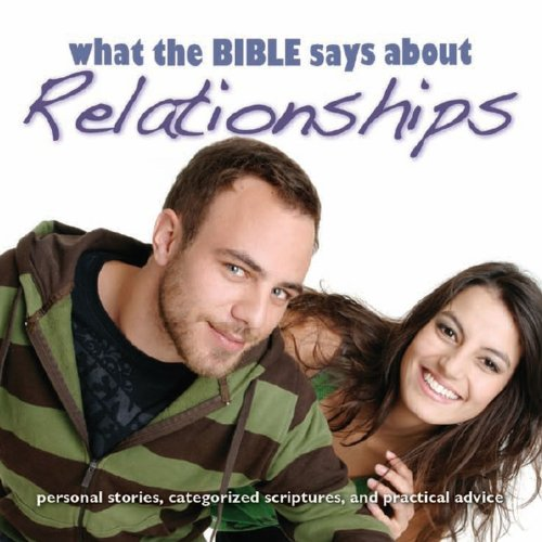 『What the Bible Says About Relationships』のカバーアート