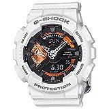 Casio G-Shock Black Dial Resin Quartz Men's Watch GMAS110CW-7A2