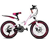 Kids' Road Bicycles Sports & Outdoors Student Mountain Bike Spring Summer Travel Buggy Variable Speed ??Bike Boys and Girls are All Applicable 20 Inch Scraper (Color : Red, Size : 20inches)