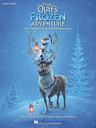 Disney's Olaf's Frozen Adventure -For Piano-: Noten, Sammelband für Klavier: Songs from the Original Soundtrack