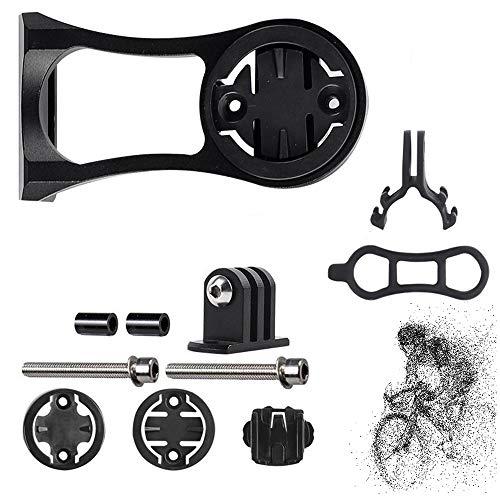 Compatible Garmin Edge, Soporte para Manillar de Bicicleta p