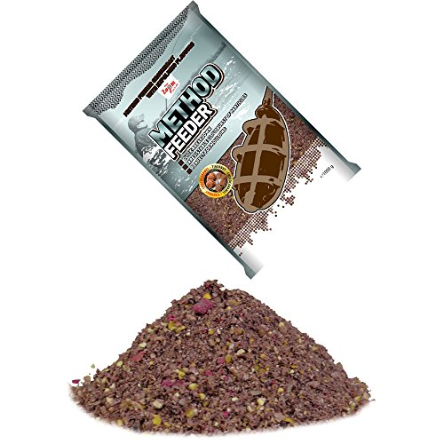 Carp Zoom Method Feeder Tigernut-Chococaramel 1kg