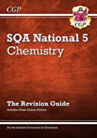 National 5 Chemistry: SQA Revision Guide with Online Edition