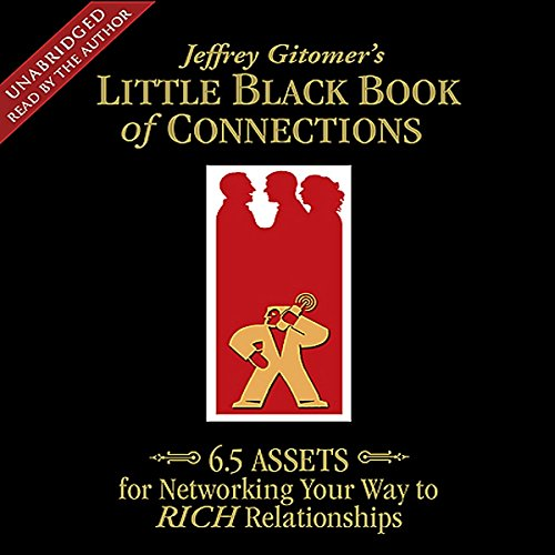 The Little Black Book of Connections audiobook cover art