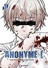 Anonyme ! T01 par Hioka