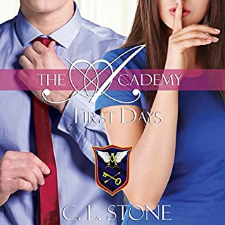 First Days     The Academy: The Ghost Bird, Book 2              Written by:                                                                                                                                 C. L. Stone                               Narrated by:                                                                                                                                 Natalie Eaton                      Length: 9 hrs and 14 mins     1 rating     Overall 5.0