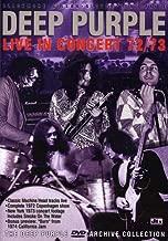 Deep Purple Live in Concert 72/73