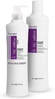 Fanola No Yellow Shampoo & Mask, 350 ml