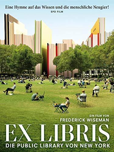 Ex Libris: Die Public Library von New York (OmU)