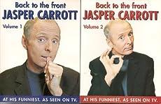Jasper Carrott - Back To The Front - Volumes 1 & 2 (Cassette)