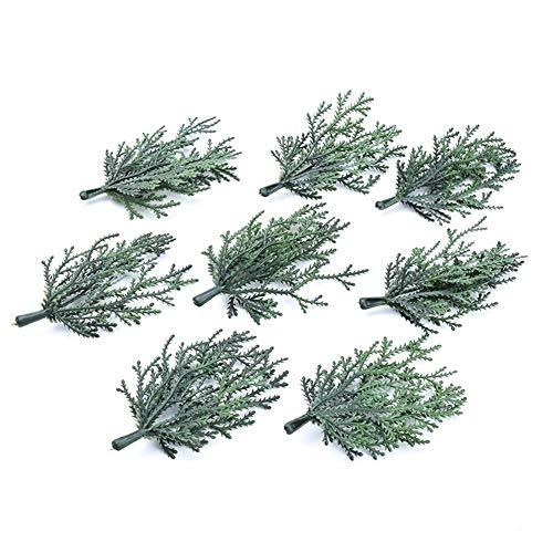 18 stuks vazen voor huistextiel kunstmatige planten voor bruiloft bruidsaccessoires Opruiming DIY cadeau kerstboom handwerk slinger
