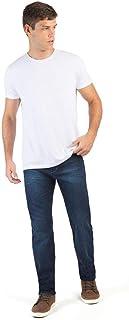 Calça Jeans Reta Vintage Flex Stone