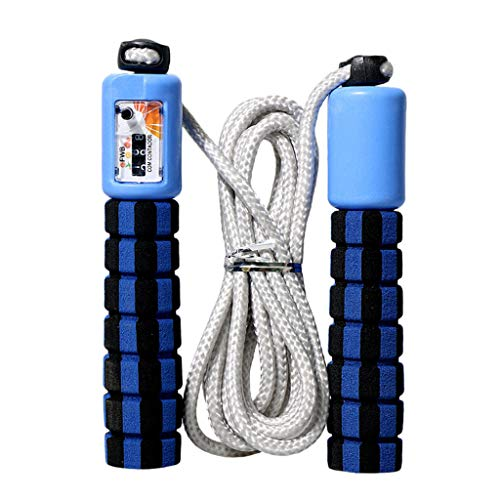 Fantastic Prices! YUNIAO Skipping Rope Automatic Counting,Fitness Skipping Rope Portable Durable and...